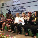 imagen CODHET en los foros regionales y mesas de trabajo, hacia una Ley General para prevenir, sancionar y erradicar el delito de Feminicidio