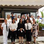 imagen de la Inauguración de las nuevas oficinas de la Segunda Visitaduría de la CODHET en Tampico.