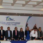 imagen de la participación de la Licenciada Oliva Lemus, Presidenta de la CODHET como integrante del Sistema Estatal para la Igualdad entre Mujeres y Hombres