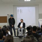 imagen del convenio de colaboración, suscrito por la Lic. Olivia Lemus y el Lic. Marco Antonio Bracho Ruiz