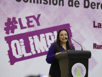 imagen Conferencia rumbo a la Ley Olimpia