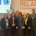 Seminario Internacional de RELAF