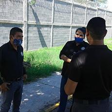 Se acudió al Centro de Reinserción Social y Familiar para Adolescentes en Guemez, Tamaulipas