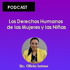 imagen Los Derechos Humanos de las Mujeres y las Niñas podcast