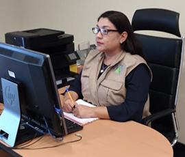 Participación en Mesa Virtual de Consulta Ciudadana