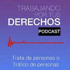 imagen Trata de personas o tráfico de personas