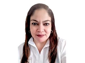 Tercera Visitadora Lic. Bárbara Guadalupe Castillo Vega