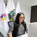 La Lic. Olivia Lemus, Presidenta de la CODHET, tuvo acto de presencia dentro del Foro Internacional: Desafíos de la Justicia de Adolescentes en México