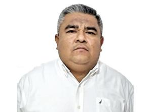 imagen Segundo Visitador Lic. Gerardo Escobedo Izaguirre