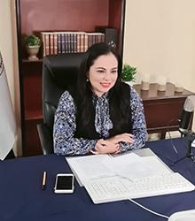 Lic. Olivia Lemus participó en la Presentación del Primer Informe del Mecanismo Independiente de Monitoreo Nacional 2018-2019 Región Norte