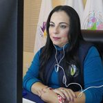 Lic. Olivia Lemus, participó en una mesa de diálogo con integrantes de la Red Ciudadana por las Personas con Discapacidad de Tamaulipas