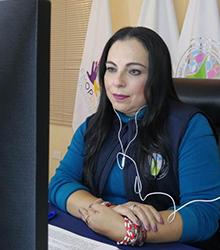 Lic. Olivia Lemus participó en una mesa de diálogo con integrantes de la Red Ciudadana por las Personas con Discapacidad