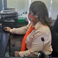 """Personal de la CODHET en Ciudad Mante realizó una capacitación a petición de Instituto Mantense de Estudios Profesionales con el tema """"Mujer y Derechos Humanos"""""""