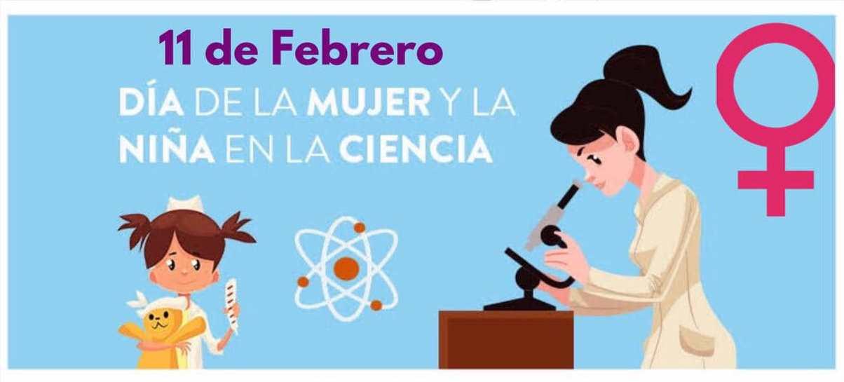 imagen Día Internacional de la Mujer y la Niña en la Ciencia