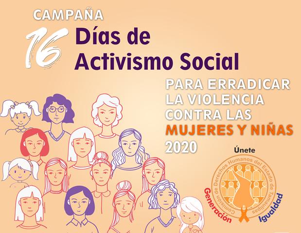 16 Días de Activismo