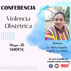 Conferencia «Violencia Obstétrica»