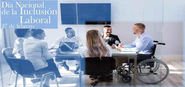 Dia Nacional de la Inclusión Laboral