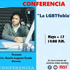 Conferencia: La LGBTfobia