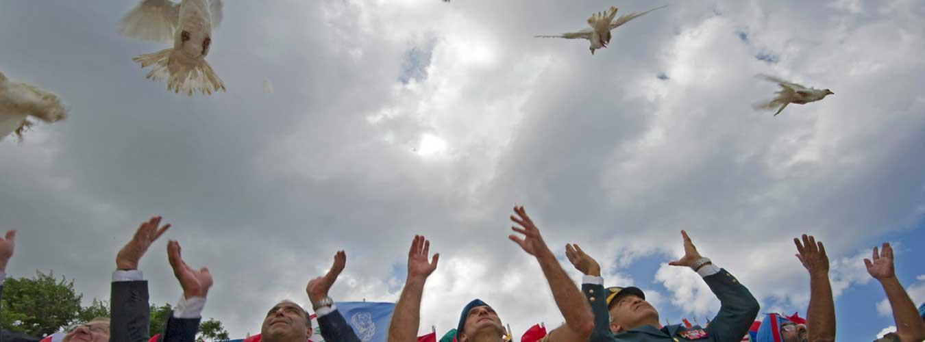 imagen Día Internacional de la Convivencia en Paz