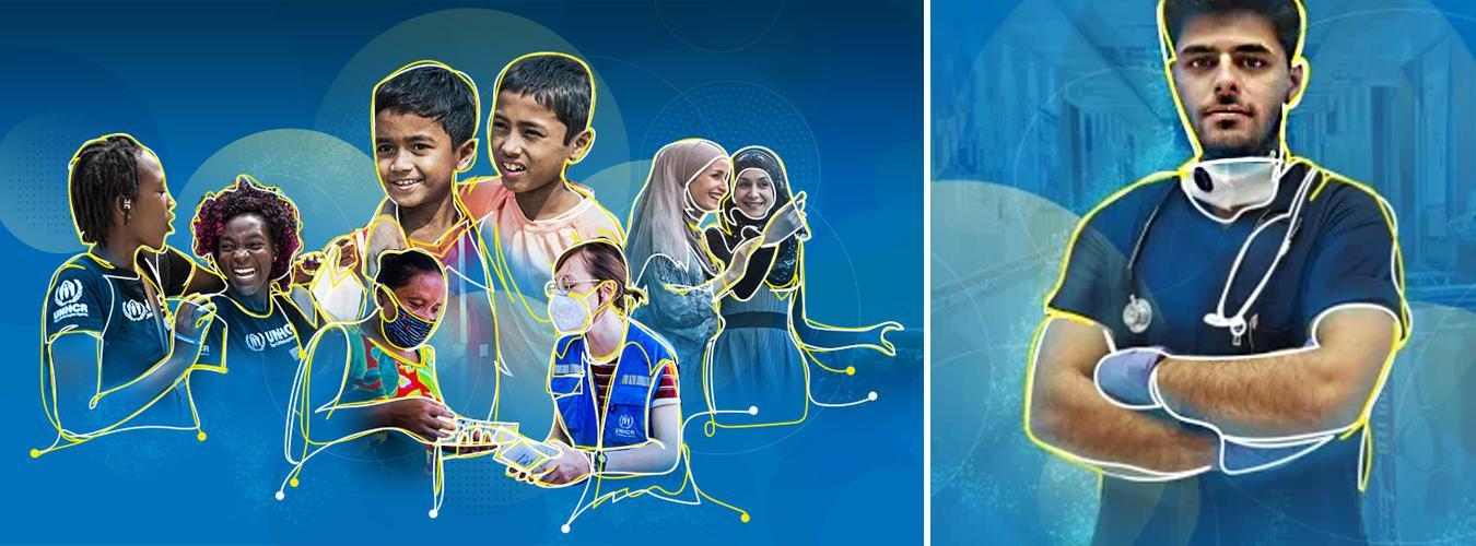 imagen Día Mundial de los Refugiados