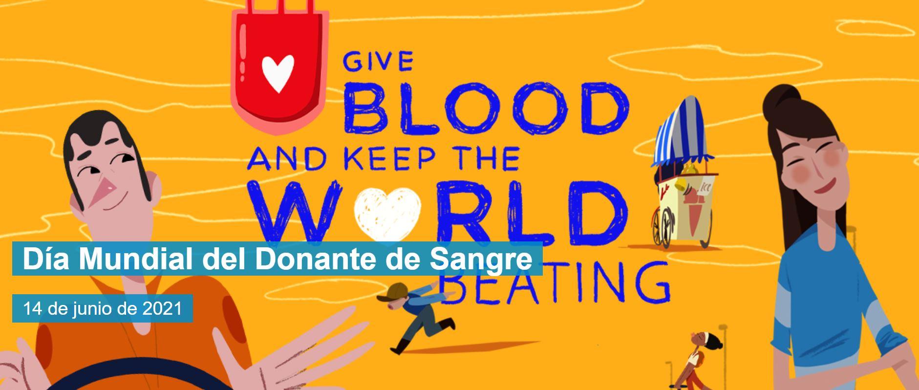 imagen Día Mundial del Donante de Sangre