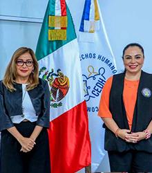 Las Autoridades y Organismos Públicos responsables de defender los Derechos Humanos se reunieron en Monterrey N.L para realizar la  Mesa de Trabajo y diálogos sobre trata de personas