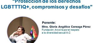 imagen Conferencia Proteccion de los Derechos LGBTTTTIQ+ compromisos y desafios