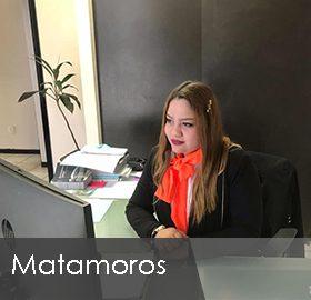 Capacitaciones que estuvieron a cargo de la Lic. Mayra Liliana Botello Garza Delegada en Matamoros