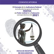 convocatoria perito 2021